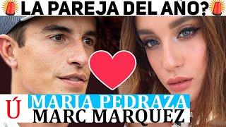 Marc Marquez y María Pedraza, la 'pareja' bomba de este 2021? Tras romper con Jaime Lorente
