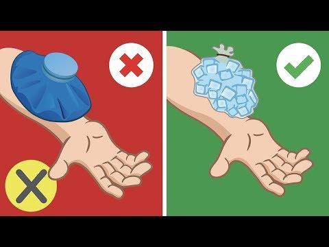 10 Tips de Primeros Auxilios