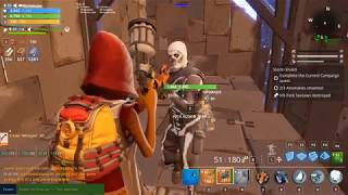 10 Year Old Scammer Gets Scammed! (HE CRIED) *WHOLE INVENTORY* Fortnite PVE