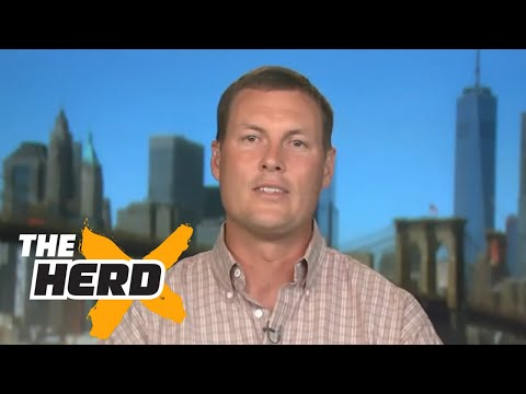 Philip Rivers loves preparing for the game even more than actually playing it | THE HERD