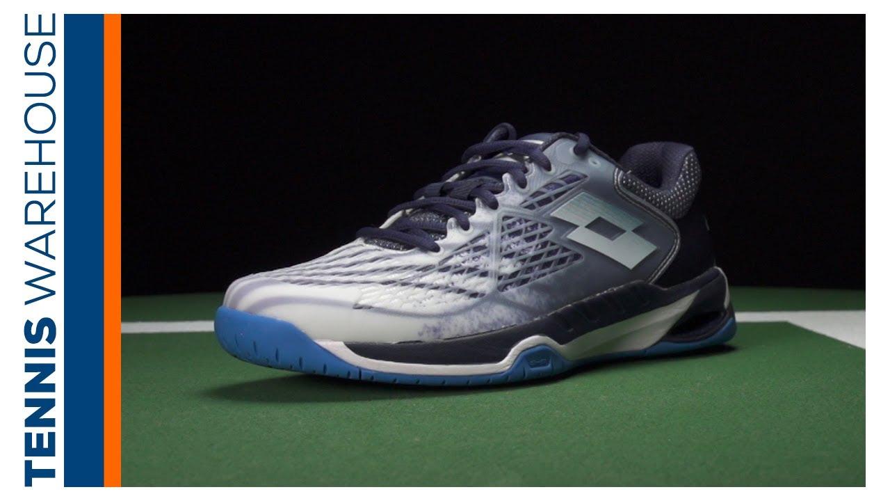 Lotto Mirage 100 Tennis Shoe Review