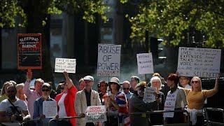 Британия: Мейджор против Джонсона