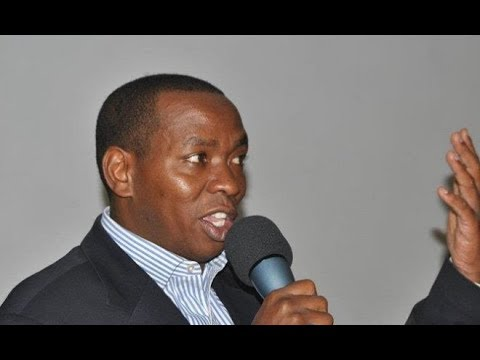 Laikipia Governor Nderitu Mureithi fires all former County executives (CECs)
