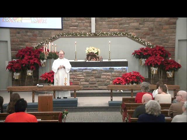 12/29/2019 Worship Service 8am