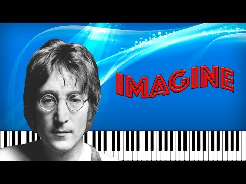 imagine---john-lennon-(tutorial-piano-midi-partitura-gratis)