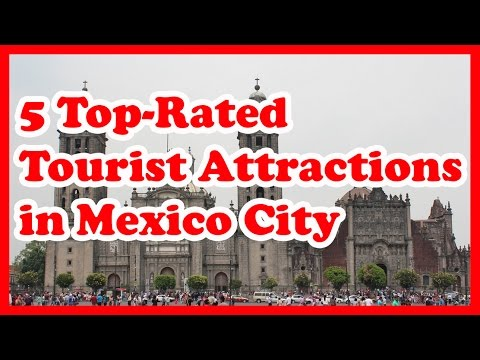 5 Top-Rated Tourist Attractions in Mexico City