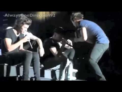 One Direction: Funny/Best moments on stage - SUB ITA