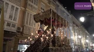 Virgen de la Amargura (Humildad y Paciencia) por Ancha y San José (Semana Santa Cádiz 2019)