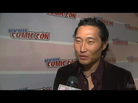 NYCC 09: Lost Daniel Dae Kim Interview