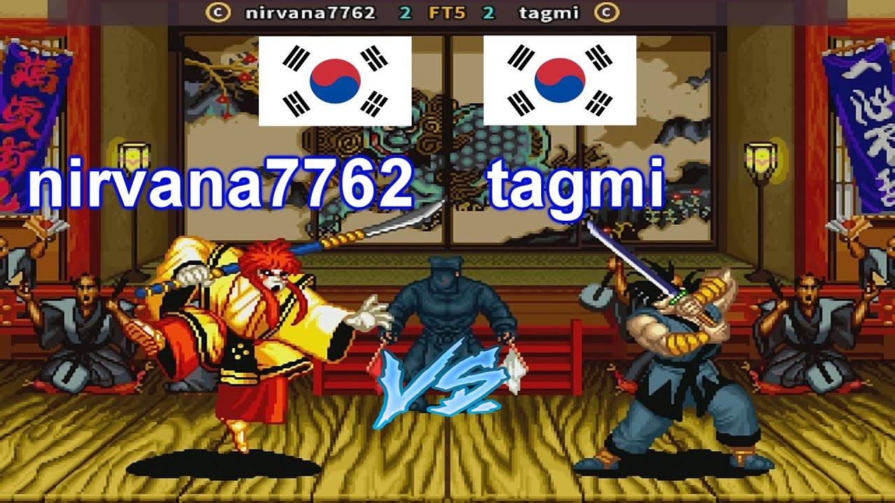 Samurai Shodown - nirvana7762 vs tagmi FT5