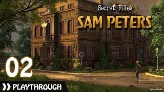 Secret Files: Sam Peters ~ Pt.2