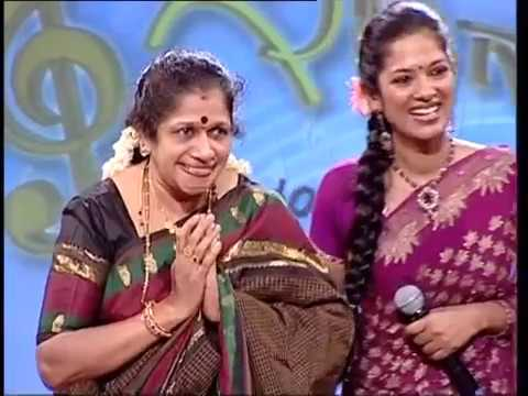 Smt. S. Janaki in Gunagana Program ll Part 2