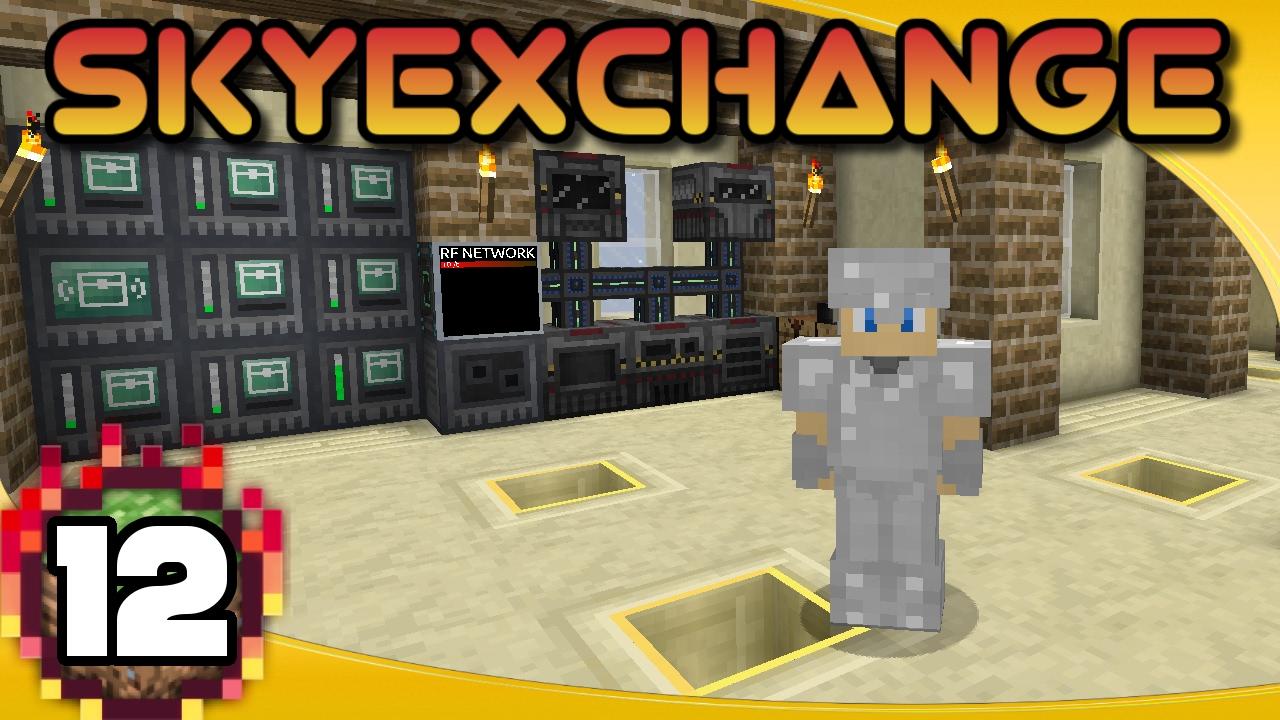 SkyExchange - Ep. 12: Questing Like a Boss - YouTube