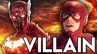 The Flash Season 6 Backhalf Villain is RED DEATH!? - The Flash Season 6 Teaser
