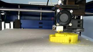 Using 3D-printer in atal tinkring lab