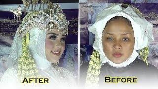 Cara Rias Pengantin Ala RESTU Salon ( Amazing & Perfect )