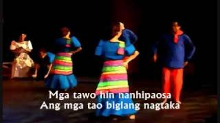 Kuratsa Mayor w/ Subtitles & Tagalog Translation