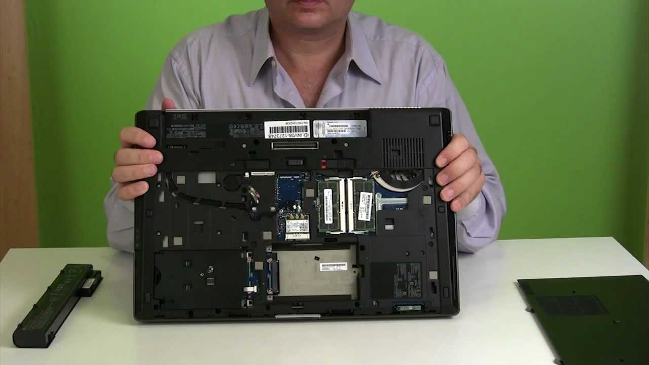 Seriously Powerful: HP 8760w Mobile Workstation Review - YouTube