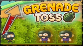 Grenade Toss Full Game Walkthrough All Levels