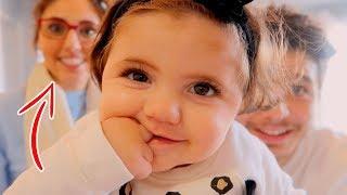 لما طالبة صغيرة تصير أم فجأة🤰😢 *مؤثر* | انس مروة و اصالة (تضحية الأم و الامهات)