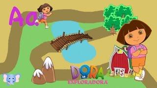 Aprende las vocales con Dora la exploradora | Video educativo en español | Learn the vocals