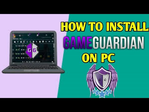 How to Get Game Guardian on PC  Windows 7,8,10