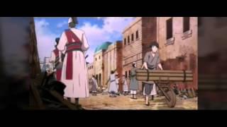 Противостояние первых мстителей аниме трейлер .