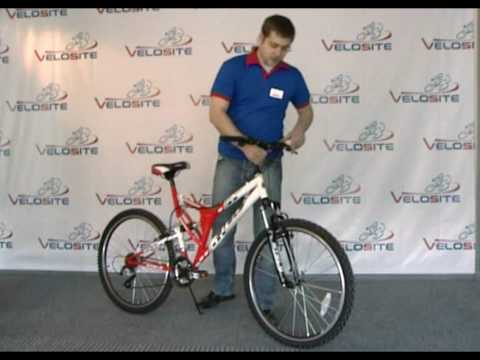 Обзор нового велосипеда: STELS Challenger MD 26 (2016) - YouTube
