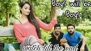 Boys will be Boys | Amit bhadana | Sarcastic Studio
