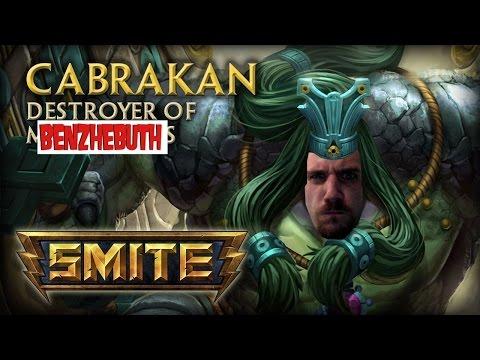 SMITE FR - Cabrakan, un bon support ?
