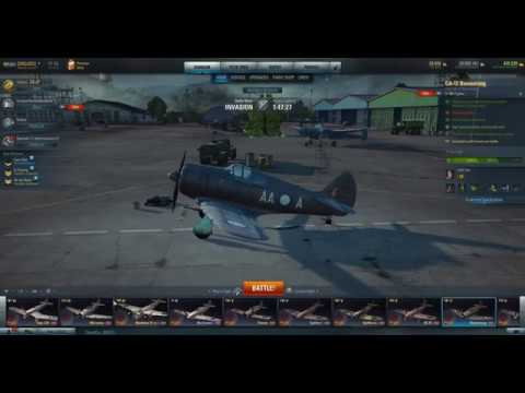 World Of Warplanes. Wirraway Review And Gameplay.