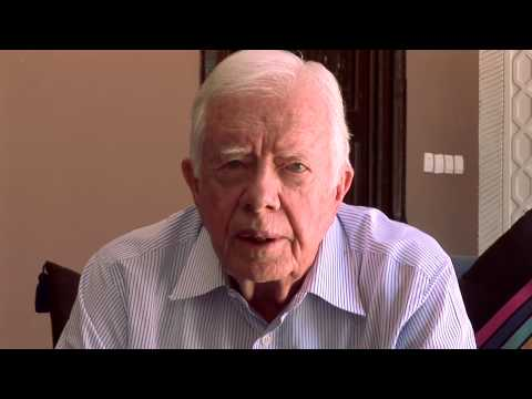 Jimmy Carter: Religion is one of the 'basic causes' of violations of women's rights