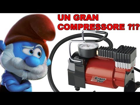 MINI Compressore Ultimate Speed UMK 10 C2 12V per auto LIDL