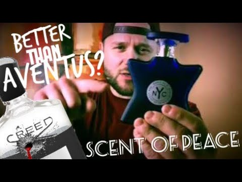 Bond No9 Scent of Peace (for him) review - Aventus killer?