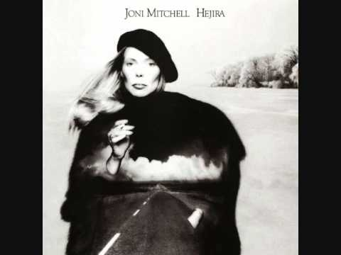 Joni Mitchell - Blue Motel Room