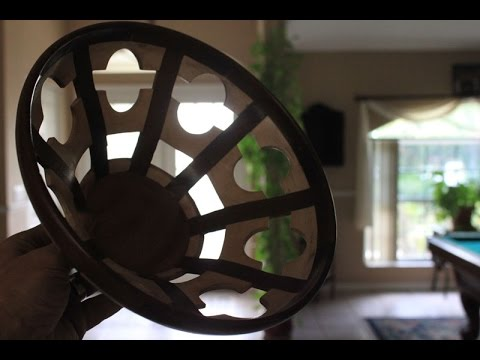 Free Style Segmented Bowl Turning Part 2 by Al Furtado
