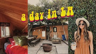 Gambar cover A Day In LA With Me + Peaceful Oasis Airbnb Tour! | VLOG