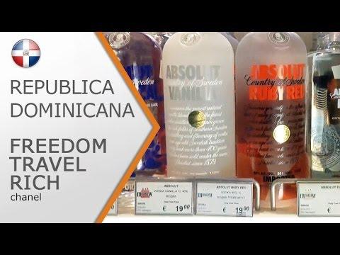 Обзор Московского Duty Free. Цены на Алкоголь