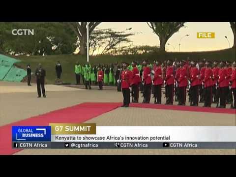 Uhuru Kenyatta to showcase Africa's innovation potential