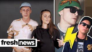 Rapujú Samey, Separ či Rytmus do kradnutej hudby? (Freshnews)