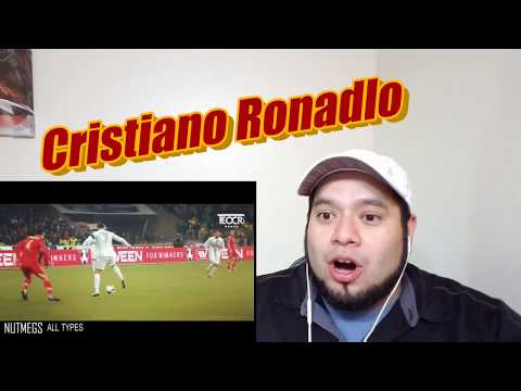 Cristiano Ronaldo - The Man Who Can Do Everything - Reaction