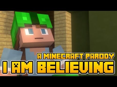 Minecraft Song and Videos I Am Believing A Minecraft parody of I Gotta Feeling by Black Eyed Peas