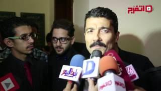 اتفرج | خالد النبوي: قدمت أوراقي في معهد فنون من ورا أبويا