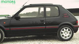 Old vs New - Peugeot 205 GTI & Peugeot 208 GTI