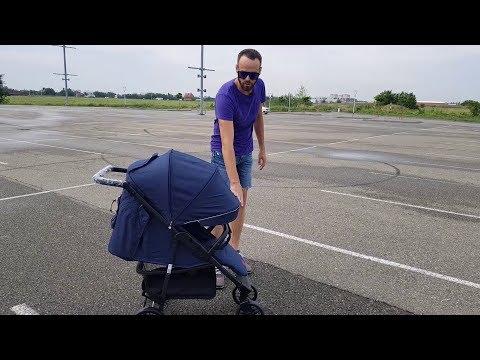 Подробный обзор коляски Infinity Nani! Аналоги Рант Vega и Carrello Echo!