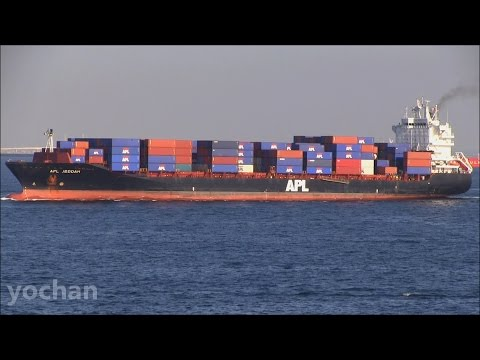Container Ship: APL JEDDAH (Neptune Shipmanagement Services, IMO: 9234111)