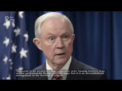 Sessions dismisses Hawaii judge in travel ban case as 'sitting on an island in the Pacific'
