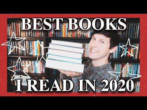 BEST BOOKS OF 2020!