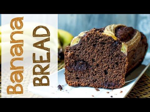 banana-bread-al-cioccolato-ricetta-light-senza-zucchero,-uova-e-burro-|-healthy-banana-bread-recipe