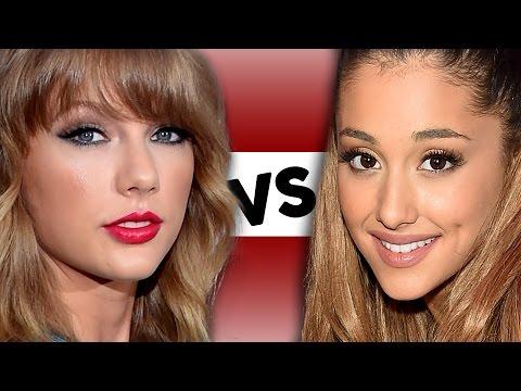Taylor Swift VS Ariana Grande – Best Album of 2014